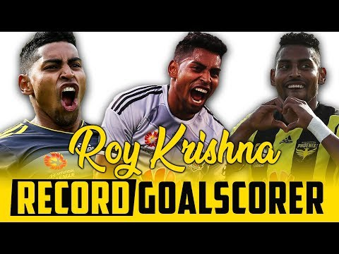 Top Goals | Roy Krishna's Record-breaking 34 Goals