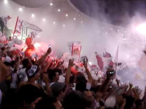 Horto Magiko Brasil Fluminense 6 X 0Arsenal com Pó-de-Arroz - Movimento Popular Legião Tricolor - Fluminense