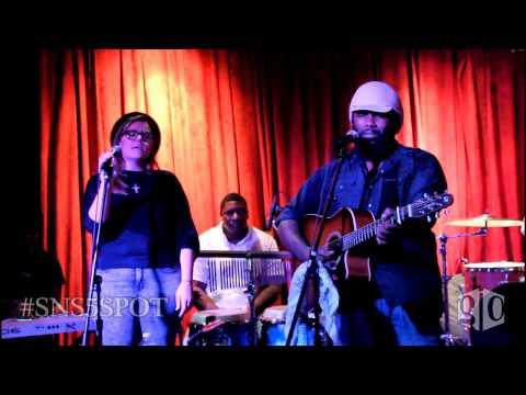Sunday Night Soul. Jason Eskridge & Dwan Hill. 6.22.14.