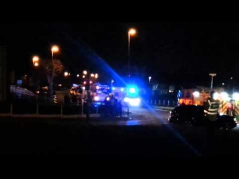 Fire at Westway pub in Stafford