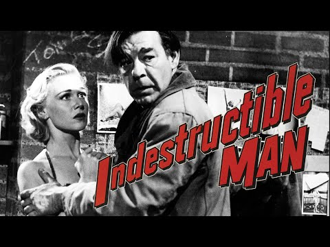 The Indestructible Man (1956)   Full Movie   Lon Chaney, Jr.   Max Showalter