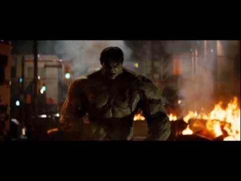 ultimate avengers : The rage of Hulk teaser trailer official Hd
