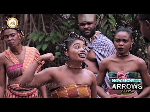 ARROWS OF LOVE - Episode 18 - Otito Is Fully Ready For Battle / Nollywood Epic Love Web Series 2021