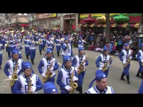 2014 Montreal Christmas Parade