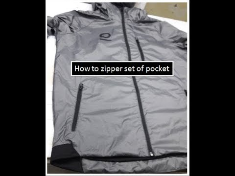 Video DIY How to sewing Front Zipper a Jacket ! How to attach Zipper Center front download in MP3, 3GP, MP4, WEBM, AVI, FLV January 2017
