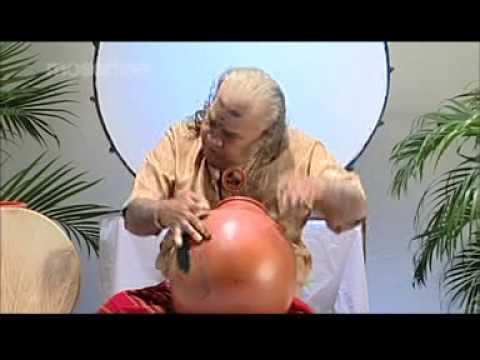 Tamil Classical Songs - Rhyn - Vikku Vinayakram Ghatam Solo