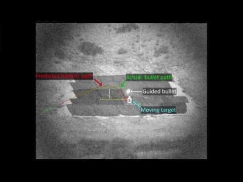 美軍成功研發出「智慧子彈」嚇壞許多國家,超先進的技術讓子彈竟然會自己轉彎!
