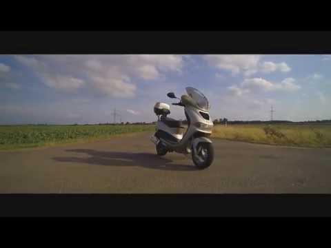 Peugeot Elyseo 125er Roller