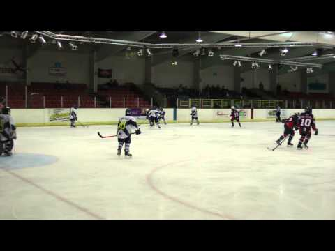 South West Junior U11s Ice Hockey Match