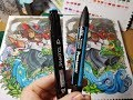 Touch Five Marker Review