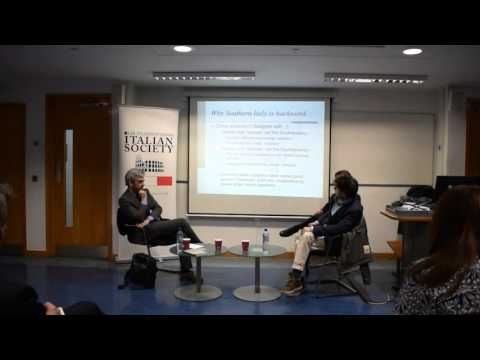 LSE Italian Forum Day 2 Part 1
