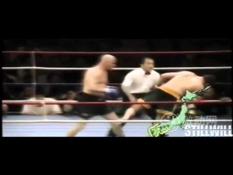 K1年度十大暴力KO集錦 霸氣回旋踢瞬秒對手