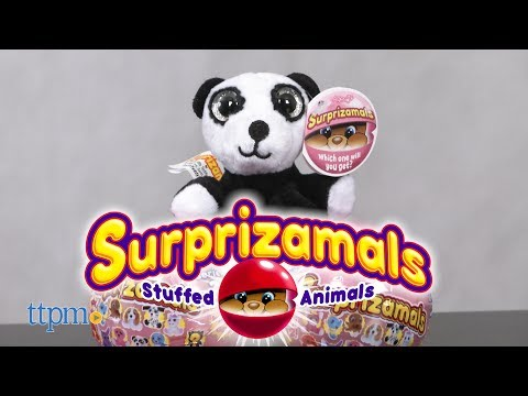 Surprizamals Series 2 from Beverly Hills Teddy Bear Company