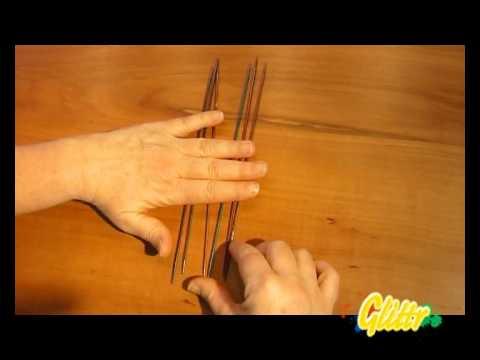 Stricken für Anfänger - Materialkunde - Stricknadeln