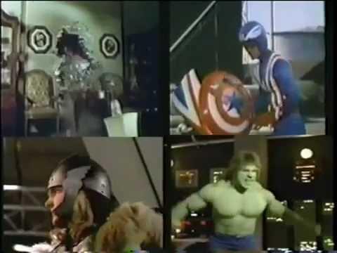 史上最酷的復仇者聯盟電影?!保證你會想一看再看!