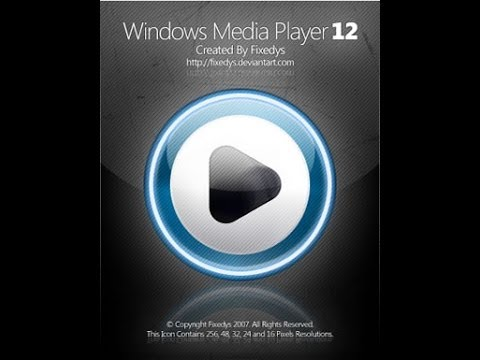 Windows Media Player 12 free download