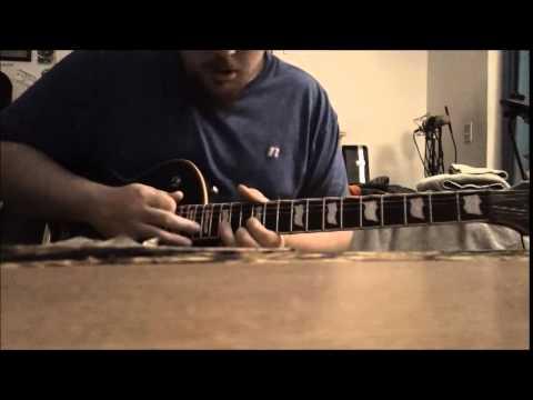 ESP Play Mr Scary Guitar Contest Jake Popowski