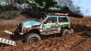 drag racing truck 4x4 YouTube video