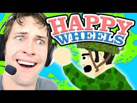happy wheels - Next Happy Wheels - http://bit.ly/15KR1oX Prev Happy Wheels - http://bit.ly/1cpfOnF Check out Witch's House: http://bit.ly/12vQ12Y Free Netflix for Audience!...