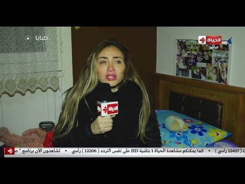 """ريهام سعيد تعرض لحظة """"دهس الطفلة مليكة"""""""