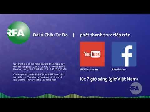 Chương trình trực tiếp   RFA Vietnamese News