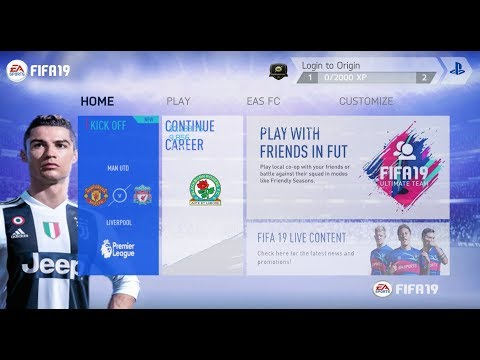 Game Android Offline FIFA 14 Mod FIFA 19 New Best Graphics Link + Cara Install