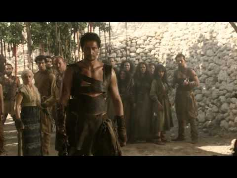 Khal Drogo Vs Mogo   Game Of Thrones 1x08 Mp4