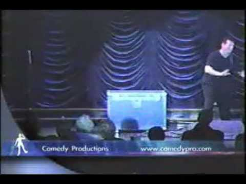 Ben Ulin - Magician (Comedy Productions)