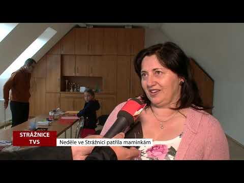 TVS Strážnice - Neděle ve Strážnici patřila maminkám