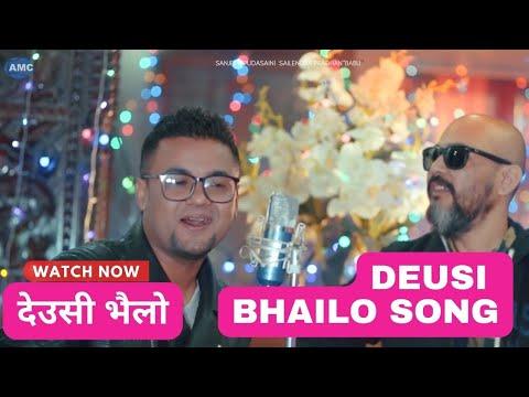 "(Jhilimili Tihar - Sanjeeb Pudasaini Ft. Sailendra M. Pradhan ""Babu"" | New Nepali Tihar Deusi Song - Duration: 3 minutes, 21 seconds.)"