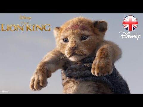 THE LION KING | 2019 Live Action New Trailer | Official Disney UK