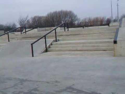 charlton skate plazza footage
