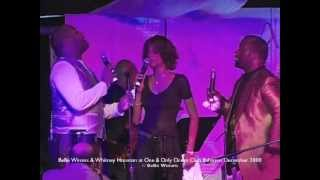 Whitney Houston  - Count On Me  & Exhale Shoop Shoop [Live 2000]