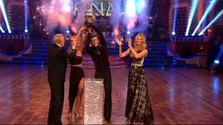 Harry & Aliona's winners interview
