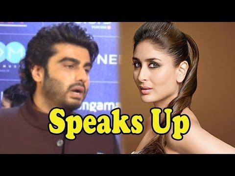 Arjun Kapoor Speaks Up On Why Kareena Kapoor Khan