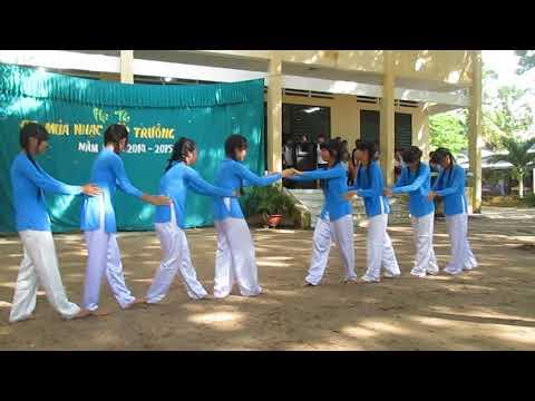 Hội thi ca múa nhạc cấp trường Năm học 2014 -2015