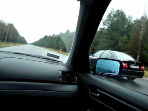 BMW E46 318d vs BMW E46 318i REVENGE