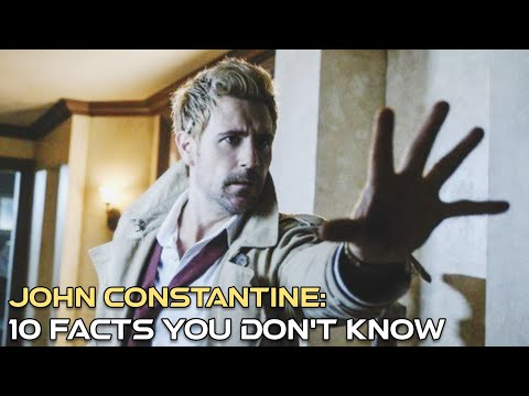 10 Things You Need To Know About John Constantine