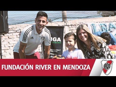 Fundación River en Mendoza