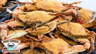 Video How To Crack a Crab THE RIGHT WAY | Crab Corner MP3, 3GP, MP4, WEBM, AVI, FLV September 2019