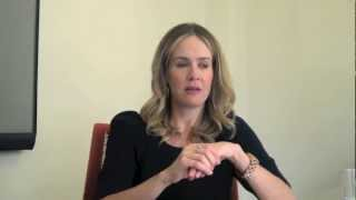 "Video ""People vs. O.J."" Star Sarah Paulson Interviewed by Scott Feinberg MP3, 3GP, MP4, WEBM, AVI, FLV September 2018"