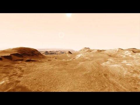 Πιο κοντά από ποτέ στο εσωτερικό του Κόκκινου Πλανήτη