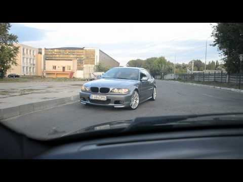 BMW E46 Coupe Facelift, M paket on 19