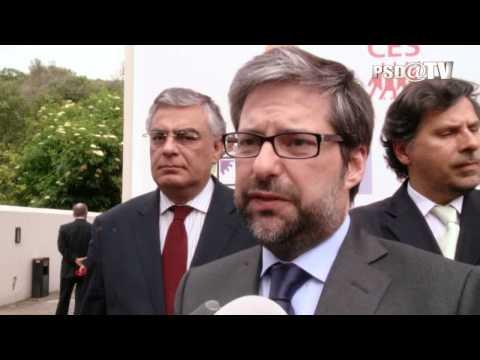 Declaração de Marco António Costa após reunião com a UGT