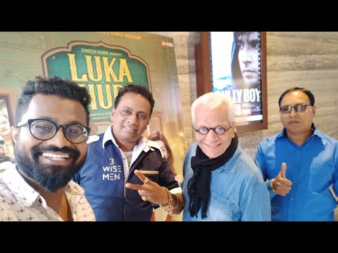 Luka Chuppi Public Review By Three Wise Men - Hit Or Flop?