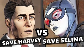 Harvey Dent, Batman, Telltale, Realm of Shadows