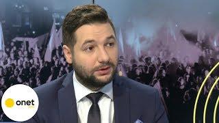 Ostre starcie Stankiewicza i Jakiego ws. neonazistów