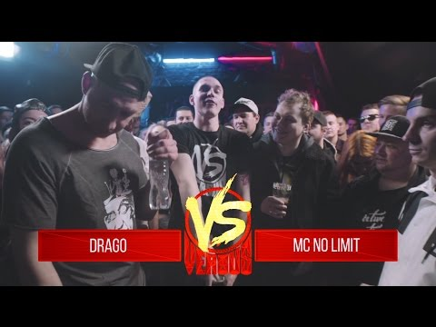 VERSUS BPM: Drago VS MC No Limit (видео)