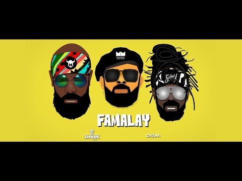 Bunji garlin, Machel montano & Skinny fabulous - Famalay