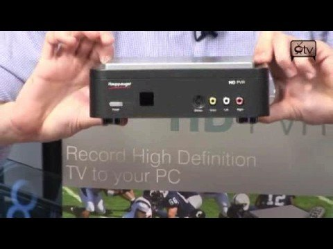 PVR - HD PVR is the worlds first High-Definition video recorder for making real-time H.264 compressed recordings at resolutions up to 1080i. HD-PVR records compone...
